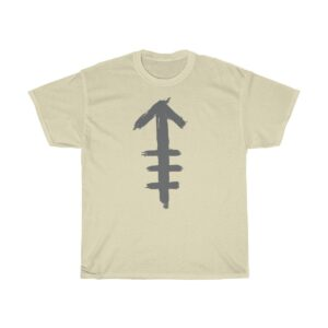 Rock and Roll - Unisex Heavy Cotton Graphic T-Shirt