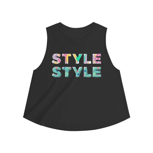 Women's Crop Top Style Style – Women's Crop Top T-Shirt Art T-Shirts