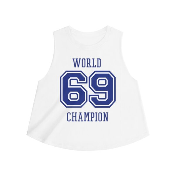 Women's Crop Top 69 Champion – Women's Crop Top T-Shirt Cute T-Shirts