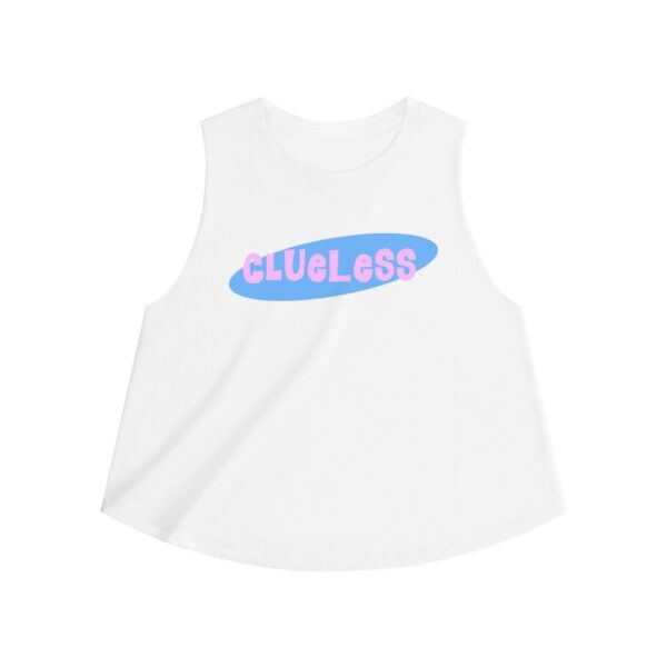 Women's Crop Top Clueless Cute Women's Crop Top T-Shirt Cool T-Shirts