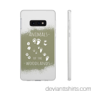 Accessories Animals Of The Woodlands – Flexi Cases Art T-Shirts