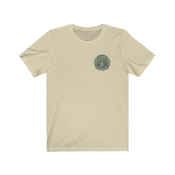 Print On Back Jersey T-Shirt The New Normal – Print On Back Jersey Tee Grunge T-Shirt Cool T-Shirts 15