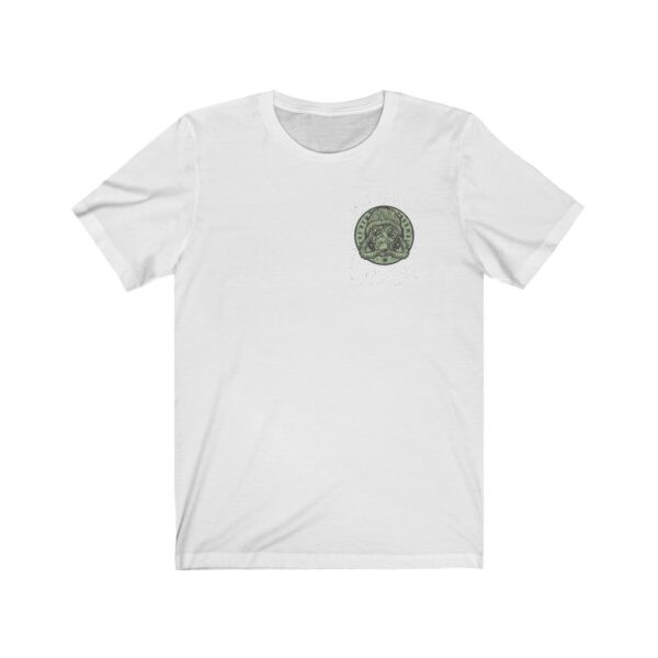Print On Back Jersey T-Shirt The New Normal – Print On Back Jersey Tee Grunge T-Shirt Cool T-Shirts 5