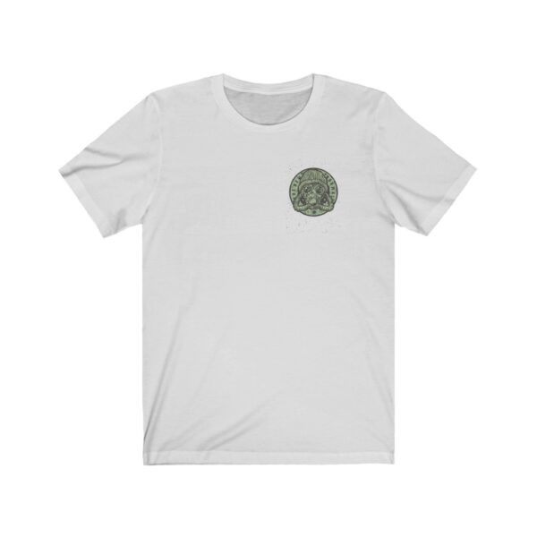 Print On Back Jersey T-Shirt The New Normal – Print On Back Jersey Tee Grunge T-Shirt Cool T-Shirts 7